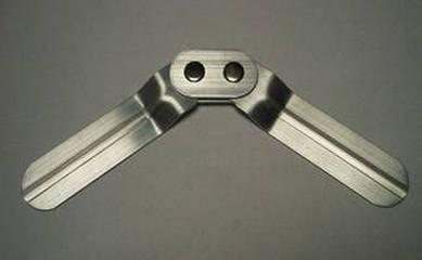 découpe pièce aluminium domaine du paramédical