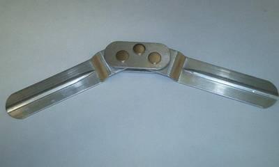 fabricant découpe pièce aluminium secteur paramédical